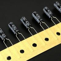 rubycon-elektrolyt-kondensatoren großhandel-10 stücke / 100 stücke 100 uF 16 V RUBYCON YXA Serie 5x11mm 16V100uF Aluminium Elektrolytkondensator