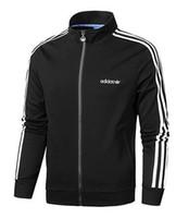 pull chandail achat en gros de-2019 printemps et en automne nouveaux hommes l jersey veste de haute qualité pull décontracté en plein air coupe-vent sportswear veste