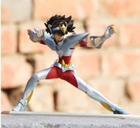 ingrosso figure di pvc di saint seiya-Grandi Giocattoli PTC Saint Seiya Myth Cloth Ex Hyoga Cygnus V3 One Piece Anime Cartoon Action Figure