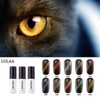 Wholesale vernis ongle gel for sale - Group buy LULAA NEW Matte Top Coat Gel Nails polish long lasting UV LED Nails Art Semi Permanent Varnish vernis ongle Top Primer Base