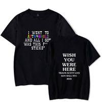 coole lässige hemdentwürfe großhandel-Männer Markendesign T-Shirt Druck T-Shirts Männer / Frauen Casual Cool Oansatz Männer T-Shirt Sommer Kurzarm Hip Hop Kleidung 4XL
