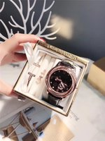 flor da faixa de relógio de couro venda por atacado-2019 nova marca de luxo mulheres relógios de design de moda flor dial pulseira de couro vestido de quartzo relógios de pulso do presente das senhoras da menina presente