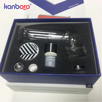 Wholesale vape supplier china for sale - Group buy China factory supplier Electronic cigarette wax tank NEW TOP sells kanborotech V3 waxed vape pen