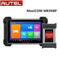 Wholesale german ecu tools for sale - Group buy Autel MaxiCOM MK908P Auto Diagnostic Scanner with ECU Coding and J2534 ECU Programming