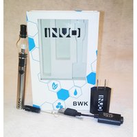 Wholesale Authentic INVO BWK mah Wax Vaporizer Kit w G Ball Tank Ship From the Central US