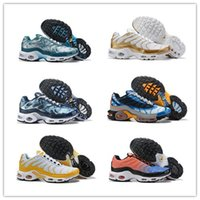 Wholesale sell tn shoes online - 2019 New Arrive Men TN Running Shoes Sell Like Hot Cakes Fashion Increased Ventilation Casual Shoes Multicolor Athletic Sports Sneakers