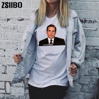 e12fe94b5 quotes t shirt Canada - The Office Michael Scott I Am Dead Inside Quotes  Funny T