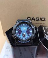 saat izleri toptan satış-Avant-garde moda erkek ve kadınların moda büyük mağaza işareti moda kol saatiCASIO07 izle