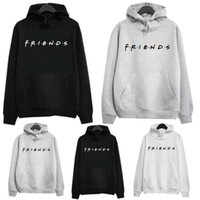 Wholesale sport chic resale online - Adult Unisex Mens Letter Printing Sport Hoodie Jumper Hooded Sweatershirt Unisex Cotton Letter Printed Chic Hoody Top Clothing