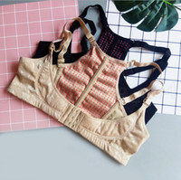 embalaje sujetador al por mayor-Mujeres Shaper Bra 2 colores Push Up Breast Support Back Corrector Corset Bra Shapers sin paquete 1000pcs OOA6908