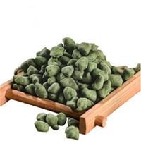 thé de ginseng chinois achat en gros de-Préféré Oolong biologique thé chinois naturel haut de gamme Taiwan Languiren Ginseng Oolong Thé vert Santé Nouveau printemps Thé vert alimentaire
