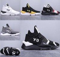 y3 boots großhandel-Neue Mode Luxus Designer Y-3 Kaiwa Chunky Männer Laufschuhe Luxuriöse Y3 Stiefel Sport Walking Atmungsaktive Multicolor Jogging Sneakers