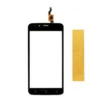 цены на панель iphone lcd оптовых-Сенсорная панель датчика планшета для Tele 2 Tele2 Maxi 1.1 Сенсорный экран Сенсорная панель Переднее стекло Сенсорный экран