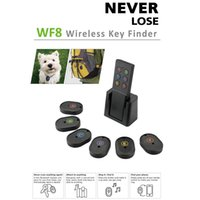 Wholesale multi language mobile phone for sale - Group buy Mini Car Locator Multi Language Wireless Mobile Phone Key Finder for Anti Lost Adsorption Recording Anti Lost Device GPS