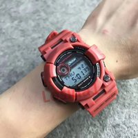Wholesale digital watches for sale resale online - Top Sale Men s Shock Watches for Teenager LED Military G Style Luxury Casual New Arrival Men Male Timepieces Solar Power Function Watches