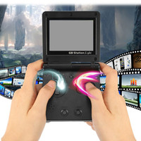 Wholesale gb station games for sale - Group buy GB Station Handheld Folding Game Console Boy Retro Built in Games Portable Video Gaming Player LCD Screen Bit PXP PVP SUP NES FC GAME
