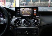 jogador mercedes venda por atacado-Krando Android 8.1 10.25 '' carro dvd rádio navegação para mercedes para benz GLA CLA A CLASSE 2013-2017 jogador multimídia com bluetooth
