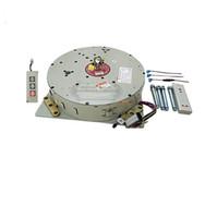 ata uzaktan kumandalar toptan satış-Otomatik Uzaktan kumandalı Vinç Kristal Avize Vinç aydınlatma kaldırıcı Elektrikli Vinç Işık Kaldırma Sistemi Lamba Motor DDJ150-6m kablo