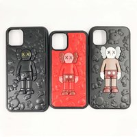 Wholesale iphone cute doll case for sale – best 3D Silicone Doll Toy Soft Design Phone Case For Apple iPhone Protective Shockproof Cute Back Cover for iPhone Pro Max Xs X Max
