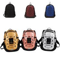 mens sacos de ombro ao ar livre venda por atacado-Saco Famous Brand Designer Mochila Mens Outdoor Backpack Homens Mulheres Moda Shoulder Bag alunos do ensino médio Esporte Mochila de alta qualidade