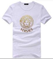 ropa hermosa al por mayor-Venta al por mayor Tiger Head Ocio Moda Moda Diseñador Top T-shirt Camiseta de los hombres T-shirt de las mujeres Ropa de los hombres de manga corta