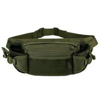 wasser telefon schutz großhandel-Protector Plus Taktische Hüfttasche Tasche Wasserdichte Handytasche Wasserflasche Tasche Unisex Brust Für Camping Wandern Jagd