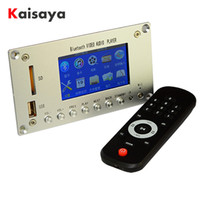 Wholesale MP5 Decoder Board Bluetooth Audio Receiver HD Video MP3 Player DTS Decoding FM Radio D1