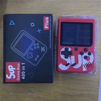 Wholesale game player lcd for sale - Group buy SUP Mini Handheld Game Console Sup Plus Portable Nostalgic Game Player Bit in FC Games Color LCD Display Game Player