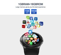 Wholesale wrist phone wifi android for sale – best 4G Smart Watch Android GPS WIFI Bluetooth GB GB Mah Big Battery Smartwatch Men Women Weather Forecast Watch