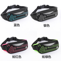 Wholesale waterproof hockey bag for sale - Group buy Multi Function Waist Pack High Capacity Pocket Camouflage Bags Waterproof Outdoors Sports Men And Women Portable Colors Mix wmf1