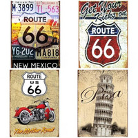 Wholesale signs sexy girls for sale - Group buy Vintage Metal Tin Signs For Wall Decor Modern Sexy Girls Iron Paintings Metal Signs Tin Plate Pub Bar Garage Home Decoration