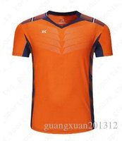 Wholesale hot match clothes for sale - Group buy 2019 mix and match color latest men s hot jersey outdoor clothing soccer clothing high quality qdq1565