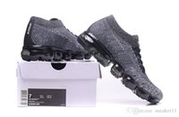 neue schuhe für männer großhandel-2018 NIKE AIR Vapormax new air cushion men's and women's sports shoes running shoes