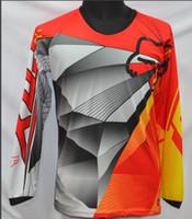 mx gear achat en gros de-ROAD CHASER FMF FH fasthouse 2018 DH MX motocross gear shirt cycliste à manches longues SALETU 2018 vtt MTB DH MX off-road 2019 Montagne