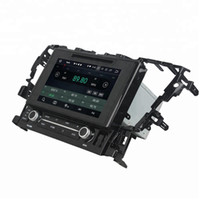 Wholesale wma mobile phone resale online - Android Octa Core din quot Car DVD GPS for Toyota Alphard RDS Radio Bluetooth WIFI USB DVR GB RAM GB ROM