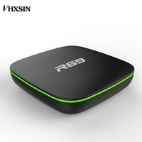 Wholesale android tv box chip for sale - Group buy New R69 Android TV BOX Allwinner H3 Chip Quad Core Rom GB Ram GB Set Top Box g g Media Player