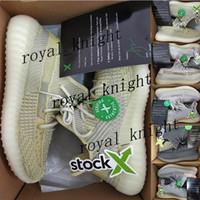 x caja 36 al por mayor-2019 Con Box STOCK X Zapatos para correr para hombres Zapatillas de deporte estático reflectante Antlia Synth Designer Sport Sneakers Tamaño 36-48