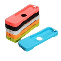 Wholesale tv remote covers cases resale online - Silicone Case for New Apple TV th ShockProof Silicone Cover For iTv remote control Protective Case
