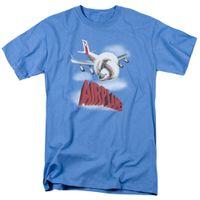 ingrosso camicie da aereo-Maglietta di Airplane Logo T-Shirt S-3X NEW Uomo Donna Unisex Fashion Tshirt Spedizione gratuita