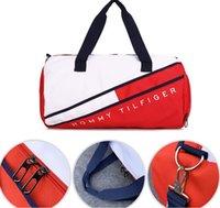 Wholesale cylinder body resale online - Designer Yoga Sports Bag Cylinder Short distance Handbag Dry wet Isolation Training Backpack Outdoor Bags for Men and Women New Hot