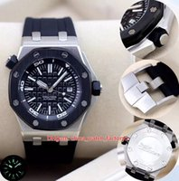 Wholesale mens watches resale online - 20 Style Hot Selling High Quality Watch mm Royal Oak Offshore mm Date Asia Mechanical Automatic Mens Men s Watches