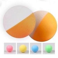 renk topları toptan satış-İki Renk Masa Tenisi Topları Renk Ping Pong Topu Yüksek Esneklik Dayak Dayanıklı Yeni Malzeme 0 58fh f1