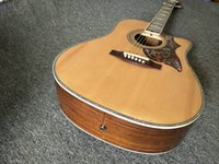 Wholesale factory sale guitars resale online - Factory Oulet inch acoustic guitar Natural hummingbird acoustic guitar IN STOCK HOT SALE