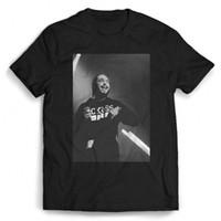 t beiträge großhandel-Post Malone Monochrome Konzert Mann T-shirt Cool Lustiges T-Shirt Männer Hohe Qualität Tees Hohe Qualität Für Mann Besser