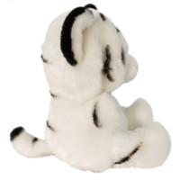 bonecas de tigre venda por atacado-Tsum tsum brinquedos infantis bonito tigre branco boneca animal boneca de presente de aniversário boneca de brinquedo de pelúcia tigre