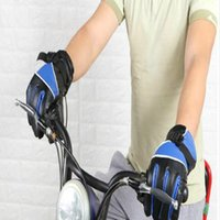 Wholesale glove heating for sale - Group buy PU waterproof heated gloves motorcycle gloves v scooter