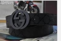 large ceintures noires pour homme achat en gros de-2020 nouvelle ceinture en cuir véritable hommes ceinture en cuir vintage jeans ceinture sangle noire couleur large cerclage ceinture 105-120 cm sans boîte 02