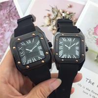 relógio de estilo único venda por atacado-Relogio masculino 44mm esporte militar estilo grandes homens relógios 2019 designer de moda de luxo preto dial único silicone grande relógio masculino