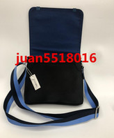 neue ankunftsschulterbeutel großhandel-DISTRICT PM High-End-Qualität neue Ankunft Marke Classic Designer Mode Männer Messenger Bags Umhängetasche Schule Bookbag Umhängetasche