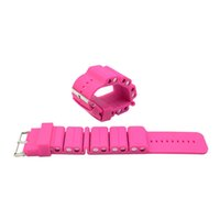 Wholesale walking accessories resale online - Durable Wrist Weights Wearable Weight Bracelet Intensity Fitness Exercise Walking Jogging Gymnastics Aerobics Yoga Gym Pink